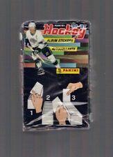 1990-91 Panini Hockey Sticker Unopened Box, 100 Packs