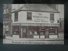 36. The Old Curiosity Shop, Portsmouth Street 14.07.1948 Posted