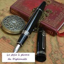 Grand stylo plume de collection Le Diplomate - füller penna pluma fountain pen