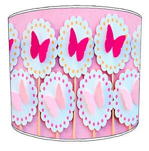 Lampshades Ideal To Match Butterfly Butterflies Cushions Duvet Bedding Curtain