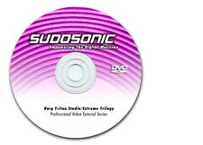NEW! DVD Video for Korg Triton Extreme & Studio Tutorial Lessons