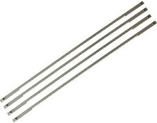 "STANLEY 165mm (6.3/4"") LONG COPING SAW BLADE - Pack of 4 Blades"