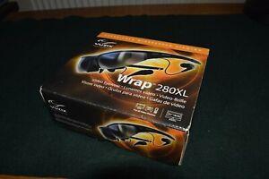 VUZIX  WRAP 280XL - Video Eyewear - Widescreen Viewing - NEW