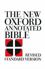 The New Oxford Annotated Bible, Revised Standard Version, Expanded Edition (Hard