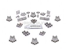 Triumph Tiger 1200 Explorer 2012 stainless steel engine casing cover bolts kit