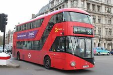 New bus for London - Borismaster LT44 6x4 Quality Bus Photo B