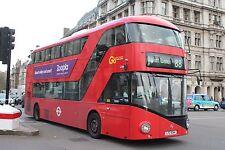 New bus for London - Borismaster LT44 6x4 Quality Bus Photo B