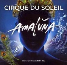 Cirque Du Soleil Amaluna Canadian 14 Track CD Album From 2012