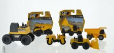 CAT Mini Machine Construction Truck and Other Cars Lot of 6 2 New