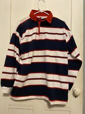 New listing Halbro Rugby Long sleeve Shirt XL