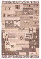 Abstrakte Wohnraum-Teppiche in aktuellem Design im Vintage -/Retro-Stil