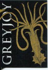 Games Of Thrones Season 2 Family Sigil Chase Card  H5 House Greyjoy