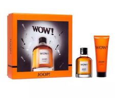 New&sealed Joop Wow! 60ml Eau De Toilette Men's Gift Set Fragrance!!