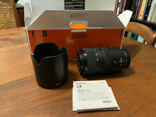Sony G-series SAL70300G 70-300mm f/4.5-5.6 SSM for A-mount, EXCELLENT condition
