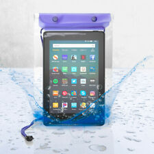 "Universal Waterproof Case Cover Pouch Bag for 7"" 8"" Inch Android Tablets"