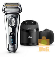 NEW BOXED Braun Series 9 9295cc Wet & Dry Electric Men's Shavers
