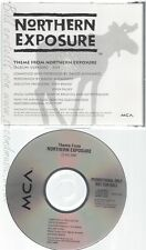 CD--NORTHERN EXPOSURE--DAVID SCHWARZ--PROMO--OHNE FRONTCOVER