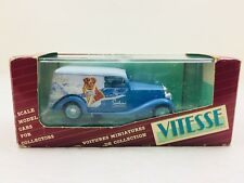 VITESSE Mercedes Benz 170V 170 Suchard Chocolate Switzerland 1/43 scale Van