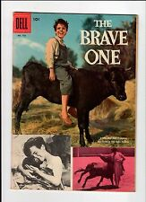 Dell Four Color #773 The Brave One 1957 Vg Vintage Comic