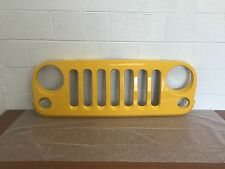 2007-2017 oem jeep wrangler front grille 68046306ab