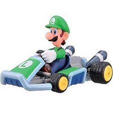 Mario Kart 7 Pullback Racer Car Figure Collection Furuta - Luigi