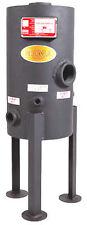 BLOW-OFF BLOWDOWN HEAVY TANK SEPARATOR NON-ASME BD18  UP TO 50 HP 200PSI