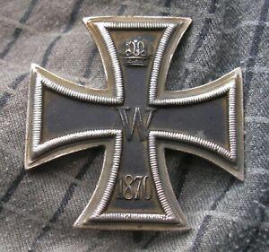 GERMAN-WW1-IRON-CROSS- 1st-CLASS-COPY-  1870
