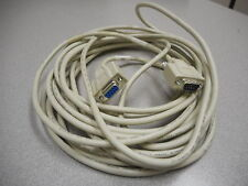 """L-COM E89980-A DATA CABLE 9-PIN MALE & FEMALE 26AWG 300V SHIELDED APPROX 24FT 4"""""""
