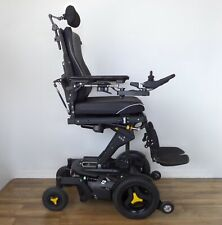 "Permobil F3 wheelchair - power 12"" seat elevate lift, Jet Black - SHIPS FREE!"