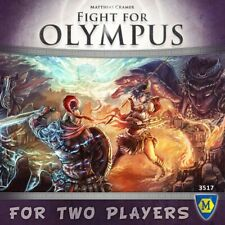 Fight for Olympus Board Game - 2 players - used (excellent condition)