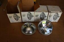 2 -GE LIGHTING H7550 Halogen Sealed Beam Lamp