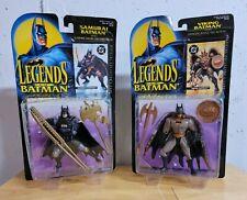 Batman legends of the dark knight action figures