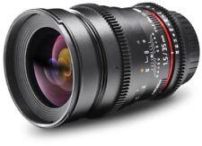 Obiettivi Canon EF Lunghezza focale 35 mm per fotografia e video