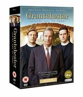 GRANTCHESTER  Series 1-4 DVD Boxset James Norton Region 4 (AUS) New & Sealed