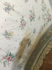 Double Duvet Cover Set Used