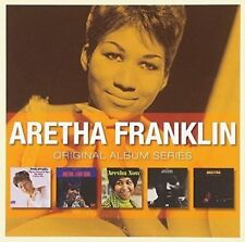 Original Album Series Aretha Franklin 1 Disc CD