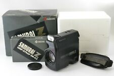 *RARE AS IS* Kyocera Yashica Samurai Z 35mm Half Frame Camera the BEST Samurai
