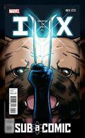 IVX #1 PARTY VARIANT (MARVEL 2016 1st Print) COMIC