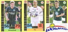 2018/2019 Topps Match Attax Bundesliga Soccer Limited Edition (3) Card Set MINT