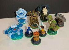 Lot of 9 Skylander Spyro's Adventure Activision Figures
