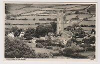 Devon postcard - Widecombe in the Moor - RP