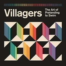VILLAGERS - THE ART OF PRETENDING TO SWIM (LP+MP3)   VINYL LP + MP3 NEU