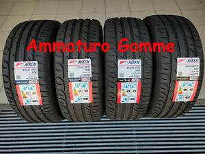 4x GOMME 225/45R18 +OMAGGIO DOT/ANNO 2021!! RIKEN BY MICHELIN NUOVE ESTIVE