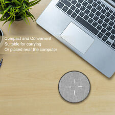 Wireless Fast Charger 15w Data Transfer Pad Station for iphone Case Friendly