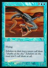 Fighting Drake FOIL | EX | 7th | Magic MTG