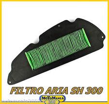 filtro aria per HONDA SH 300 tutti i tipi dal 2007 al 2013