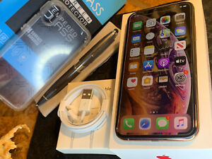 Apple iPhone XS (256gb) Verizon Globally Unlocked (A1920) Gold MiNT {iOS13}89%