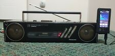 Vintage Panasonic RX-F3 Boombox Ghetto Blaster ( Fully-functional CLEAN & RARE )