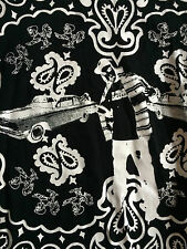 Rap Graphic T-Shirt Graffiti Mens L-R-G Lifted Research Group LRG Black 3X Rock