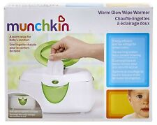 Munchkin Warm Glow Wipe Warmer - Energy Efficient Soft Light